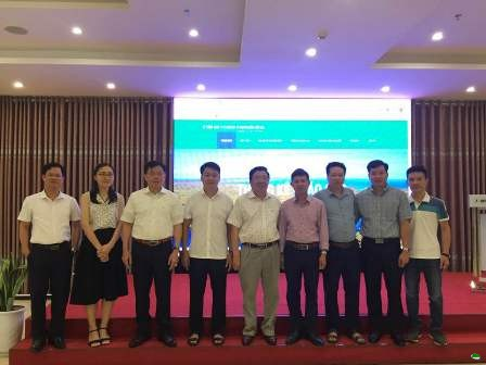 Consultation Conference on Drafting of Vietnam Coastal Forest Monitoring and Management Database